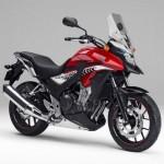 MOTOR HONDA : Tanpa Modifikasi, Big Bike CB500X Bisa Diotak-Atik Sesuai Keinginan