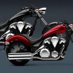 Honda Fury, Chopper Bertenaga Super Besar Hadir dengan Warna Baru