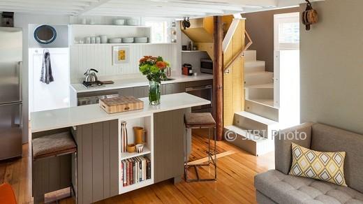 Desain Interior Rumah Anda Kecil Begini Tips Menyiasatinya