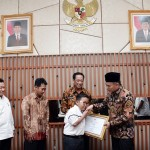 Jefri Setiawan bertemu Mendikbud Muhadjir Effendy (Kemdikbud.go.id)