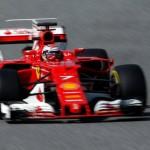 FORMULA ONE 2017 : Raikkonen Kuasai Latihan Bebas GP Belgia