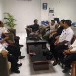 KUNJUNGAN MEDIA : Humas Pemkab Klaten Pererat Kemitraan dengan Solopos