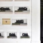 FOTO WISATA SEMARANG : Miniatur Kereta Kuno Ada di Lawang Sewu