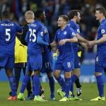 LIGA CHAMPIONS : Leicester Tebar Psywar Jelang Undian Perempatfinal