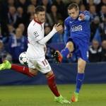 LIGA CHAMPIONS : Kalahkan Sevilla 2-0, Leicester Lolos ke Perempatfinal