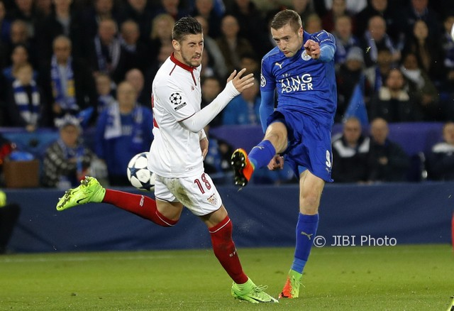 Leicester City vs Sevilla (JIBI/Reuters/Darren Staples)