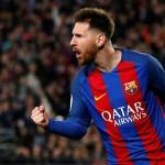Tunjukan Jiwa Sosial, Messi Bantu Anak-Anak Suriah