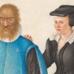 Lukisan Petrus Gonvalus dan Catherine (Mirror.co.uk)