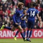LIGA INGGRIS : MU tekuk Middlesbrough 3-1