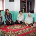 Jauh-Jauh dari AS, Melinda Gates Belajar Pada Warga Klaten