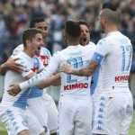 LIGA ITALIA : Tinggalkan Lazio, Napoli Bidik Roma