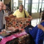 PAMERAN DI JOGJA : Paguyuban Sekar Jagad Promosikan Batik Pamekasan di Kota Gudeg
