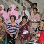 Rayakan HUT Warga Lansia, Polres Karanganyar & Bhayangkari Berbagi Bahagia