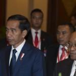 KTT IORA 2017: Jokowi Undang Pebisnis Samudra Hindia Tanam Modal