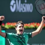 Federer Juara Turnamen Indian Wells 2017