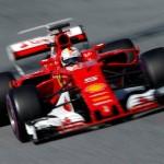FORMULA ONE 2017 : Vettel Juara Seri Perdana