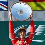 FORMULA ONE 2017 : Juara di Seri Pertama, Vettel: Sulit Dipercaya!