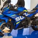 Suzuki Umumkan Harga Sportbike GSX250R