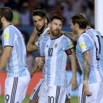 PIALA DUNIA 2017 : Messi Berharap Argentina Tak Jumpa Spanyol