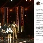 RISING STAR INDONESIA : Terima Kekelahan, Zerosix Park Ucapkan Terima Kasih ke Penggemar