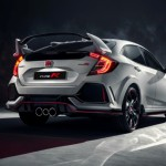 GMS 2017 : Ini Spesifikasi All New Honda Civic Type-R