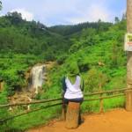 WISATA PONOROGO : Air Terjun Sunggah Tawarkan Kesejukan dan Spot Foto nan Menawan