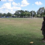 PKL Sepakat Alun-Alun Klaten Steril dari Wahana Permainan