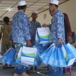 BANDARA KULONPROGO : Ribuan Anak Yatim Piatu di Kulonprogo Dapat Bingkisan