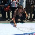 PROYEK PANAS BUMI KARANGANYAR : Anggota DPRD Ikut Tolak Eksploitasi Geothermal Gunung Lawu
