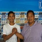 LIGA 2 : Eks Striker MU Gabung PSIS Semarang