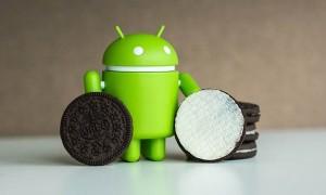Ilustrasi Android Oreo. (Istimewa/Gopego.com)