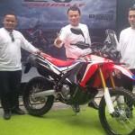MOTOR BARU : Motor Honda di Reli Dakar Merambah Jateng. Simak Tampilannya…