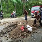 INFRASTRUKTUR PONOROGO : Pengusaha Akui Truk Tambang Merusak Jalan Jenangan-Pulung
