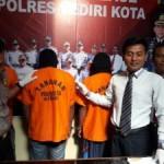 NARKOBA KEDIRI : Edarkan Pil Koplo, Kakak-Adik Ditangkap Polisi