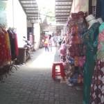 PASAR KLEWER : Pedagang di Pasar Darurat Klewer Belum Berkemas, Ini Alasannya