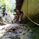 BENCANA BANTUL : Hujan Semalam Timbulkan 13 Titik Bencana