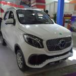 """Produsen Tiongkok Bikin Mobil Mercy """"KW"""""""