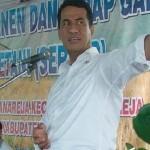 FOTO PERTANIAN JATENG : Begini Menteri Pertanian Semangati PPL