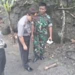 Disangka Ketela, Warga Klego Boyolali Bawa Pulang Mortir Aktif