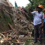 LONGSOR GUNUNGKIDUL : Muncul Opsi Meledakkan Batu di Gunung Butak
