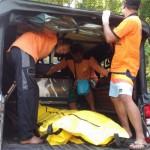 KECELAKAAN BANTUL : 4 Hari Dicari, Bocah Tenggelam di Kali Opak Ditemukan Mengambang
