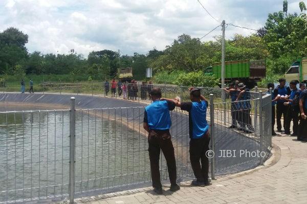 Wisata Gunungkidul Embung Jlamprong Mulai Dilirik Wisatawan