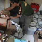 Polisi Gerebek Rumah di Bantul, 150 Liter Miras Oplosan Disita