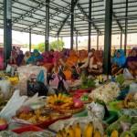 Retribusi Total Mencapai Ratusan Ribu Rupiah, Pedagang Angkruksari Mengeluh
