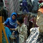 PAMERAN SEMARANG : Perajin Batik Manfaatkan Pameran demi Dongkrak Penjualan