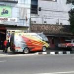 PARKIR SEMARANG : Trotoar Ambarawa untuk Parkir, Netizen Geram