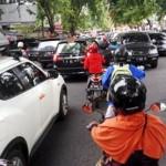 PARKIR SEMARANG : Seputar Tri Lomba Juang Kerap Macet, Netizen Salahkan Sekolah