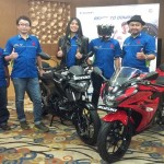 MOTOR BARU : Belum Genap Sebulan, Penjualan Suzuki GSX Capai Angkai 1.000