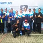 KOMUNITAS SEMARANG : Suzuki Pertemukan Biker se-Jateng-DIY, Begini Seruannya…