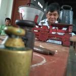 Ribuan Timbangan Milik Pedagang di Kulonprogo Belum Ditera Legal